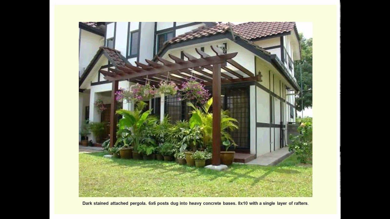 Interior Design for Home Ideas: Backyard Arbor Ideas