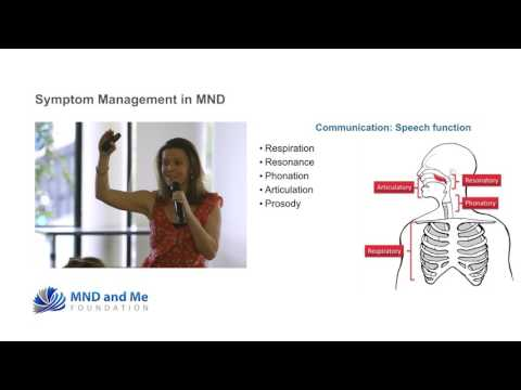 Symptom Management in MND