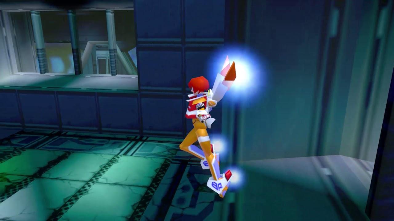 Burning Rangers Sega Saturn,