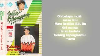 Julius Sitanggang - Seredup Sinar Lilin (Lirik)