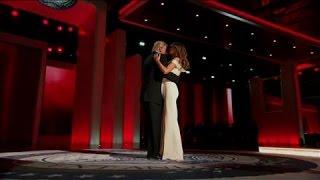 President Trump's Inaugural First Dance
