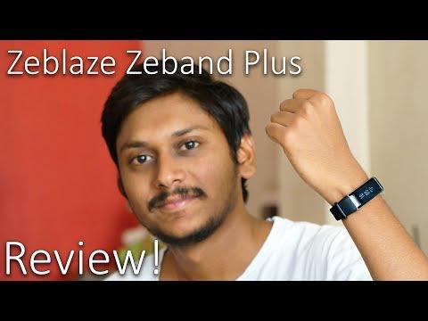 Best Budget Fitness Tracker? Zeblaze Zeband Plus Review