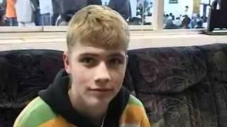17 Jähriger Deutscher konvertiert zum Islam 2010