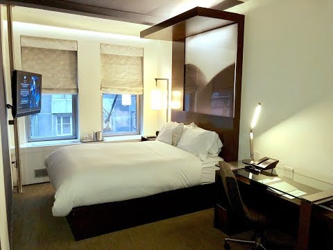 Maxwell New York City (ex-W New York), Standard Queen Room
