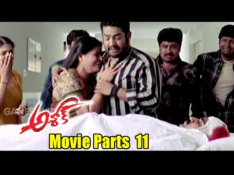 Ashok Movie Parts 11/14 - Jr. NTR, Sameera...