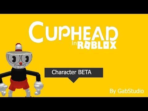 Cuphead In Roblox 1 Youtube
