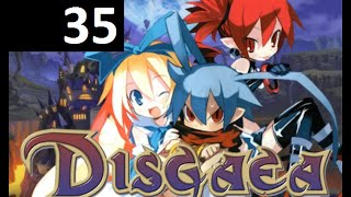 Disgaea Hour of Darkness [part 35] - Gargantua Interior, War of the Netherworld, Part 2