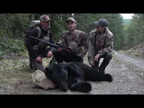 2021 spring bear hunt(rifle)