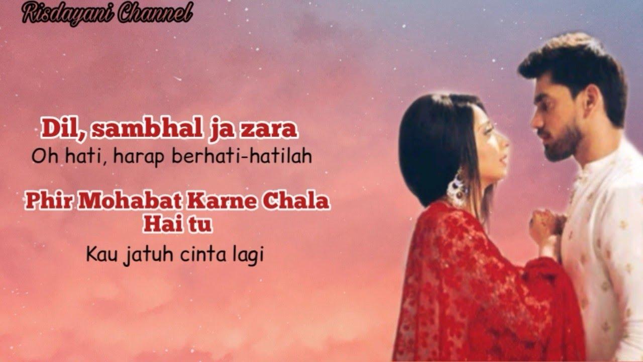 Download Soundtrack Yeh teri galiiyan    Phir Mohabbat    full video lyrics