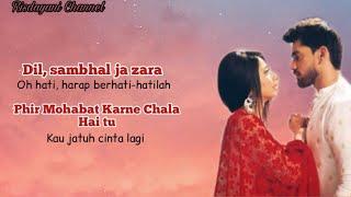 Soundtrack Yeh teri galiiyan || Phir Mohabbat || full video lyrics