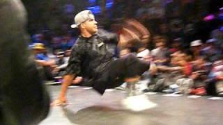 World Bboy Classic - Menno & Differ vs Gracie & Kolobok FINAL