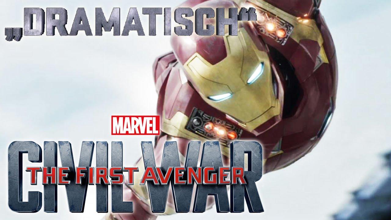 The First Avenger Civil War Zitate Marvel Hd