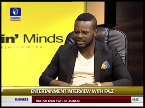 Rubbin Minds: Falz Talks About His Style Of Entertainment Prt.1
