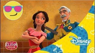 Elena de Avalor Preparada para gobernar Disney Channel Oficial