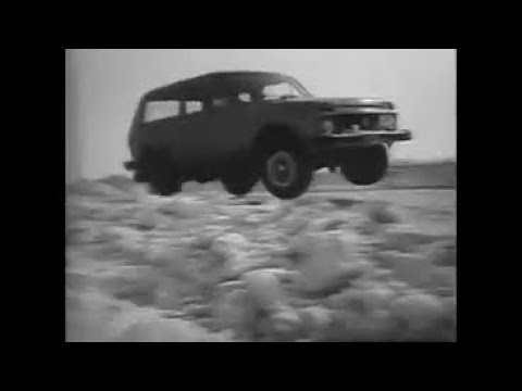 [Classic Age]❤️LADA Niva Soviet Commercial, 1975 (see Details Below⬇️)