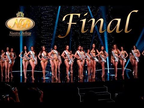 Nuestra Belleza México 2017 FINAL  (COMPLETO)
