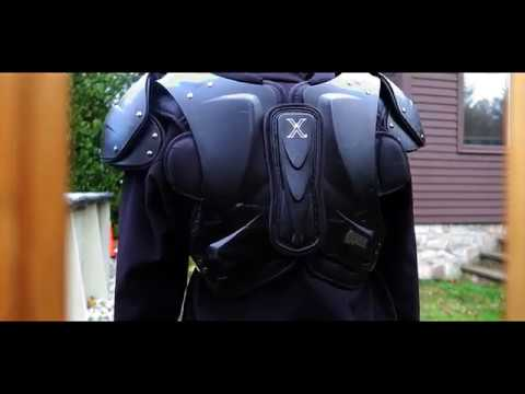 Xenith Xflextion Velocity Shoulder Pads Review