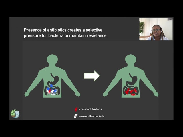 Antibiotic Resistance Spread Through the Environment  & Human Exposures