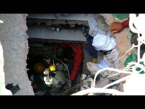 Hopes fade for survivors at Bangladesh disaster site