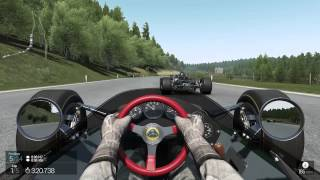 Project CARS : Spa-Francorchamps Historic - Lotus 49 Cosworth Race 2 Laps (Build 438)