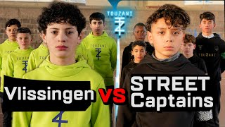 StreetCaptains vs Vlissingen | FC Straat League #2