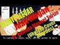 DEJATE LLEVAR - JUAN MAGAN Ft. BELINDA, MANUEL TURIZO... (Ukulele Cover + Acordes)
