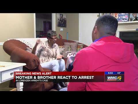 Lorenzen Wright's Mom Reacts to Arrest of Son's Alleged Killer