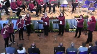 Canon in D - Flötenensemble des Flötenorchesters Rhythm & Flutes Saar