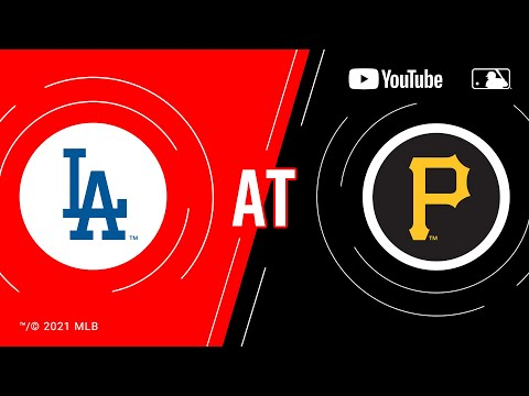 Dodgers at Pirates
