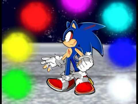 Super Sonic X Universe OVA 1 TRAILER  YouTube