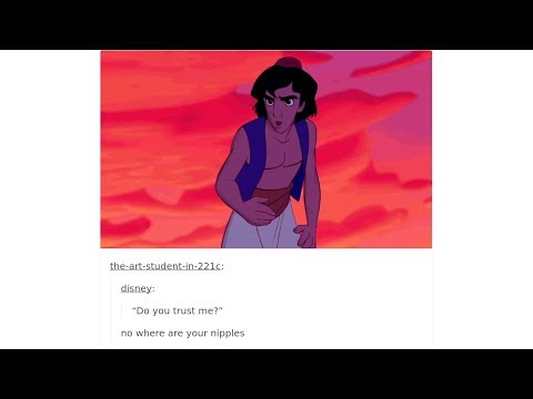 Funny Disney Posts Found On Tumblr