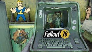 Fallout 76: Более 400+ Часов в Игре и Мы Всё ещё Играем ☢