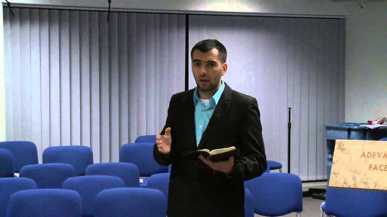 Download Alin Lolos - De ce T R E B U I E sa predicam Evanghelia?