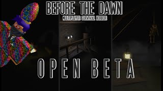 THE LUCKY LOCKER | ROBLOX: Before The Dawn