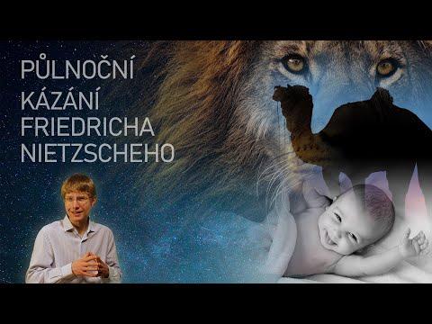 Půlnoční kázání Friedricha Nietzscheho - Štědrý večer 2020