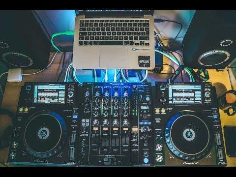 EDM 2018 MIX | XDJ 1000 MK2's | DJM 750 MK2