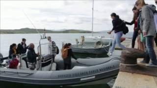 LandWorks Sardinia 2013_La Maddalena_Hanging Boats_Team Christian Phongphit©Enrica Cavalli