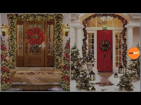 Purple Christmas Decorations - Contemporary Christmas Decorations - contemporary christmas decorations