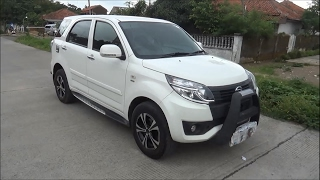 Review & Test Drive Daihatsu Terios X Extra 2015