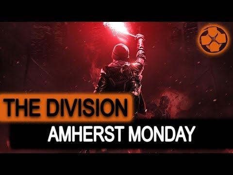 The Division 🔴 Amherst Monday | PVP Survival | Weekly Cache Grind | PC Gameplay 1080p