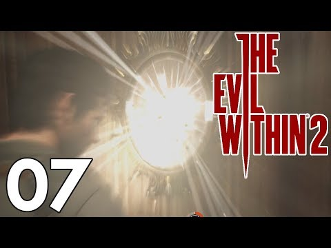 Wo kommt SIE her?!   The Evil Within 2 #07
