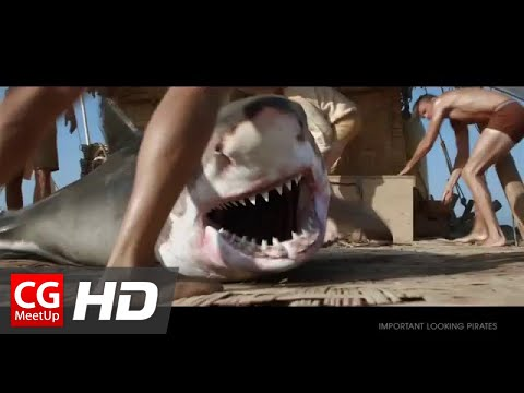 "CGI VFX Breakdown HD ""Making of Kon Tiki Vfx"" by Arne Kaupang | CGMeetup"