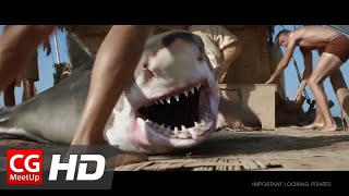 "CGI VFX Breakdown HD ""Making of Kon Tiki Vfx"" by Arne Kaupang 