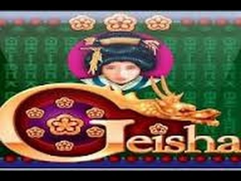 High Limit $9 Bet Aristocrat Geisha slot machine Free Spin bonus