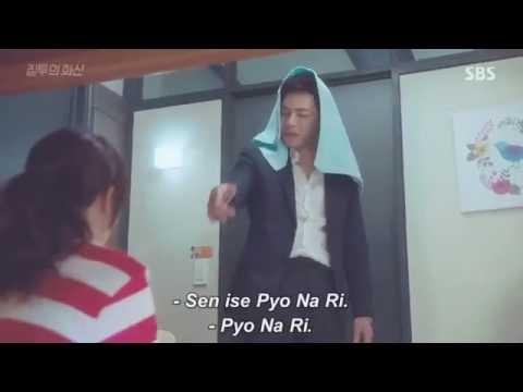 Jo Jung Suk rap yapıyor (Jealousy Incarnate Jo Jung Suk's rap cut)