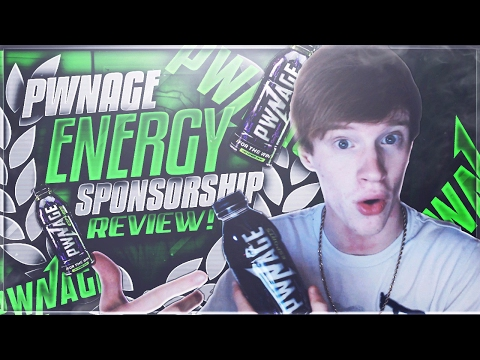 @PwnageEnergy SPONSORSHIP & REVIEW!