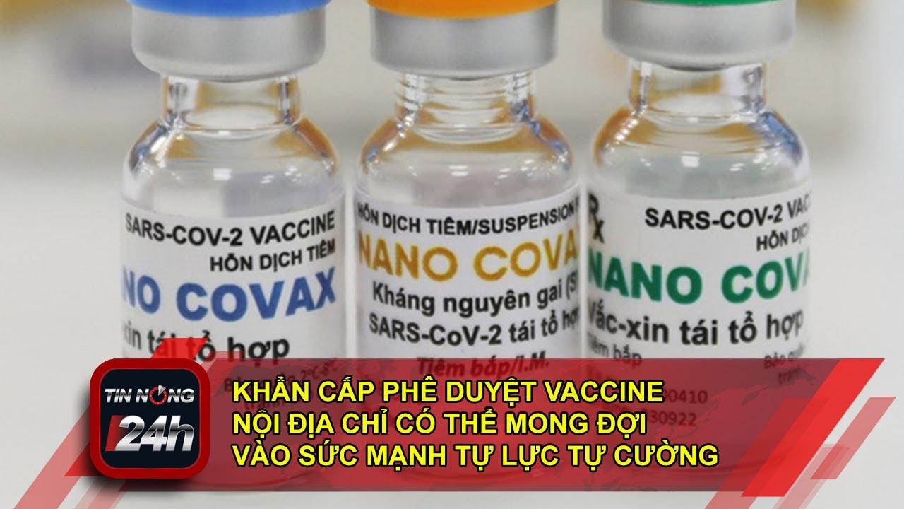Khẩn cấp phê duyệt vaccine nội địa - Chỉ có thể mong đợi vào sức mạnh tự lực tự cường