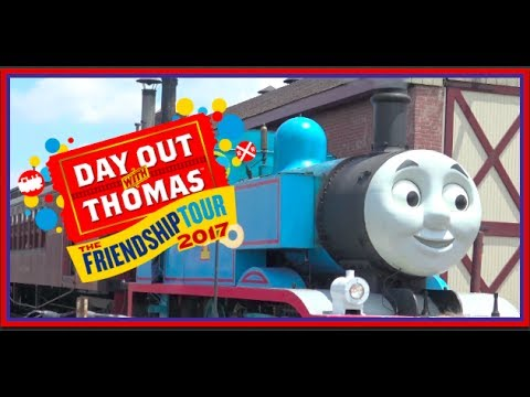 A Day Out With Thomas and Friends in Pennsylvania