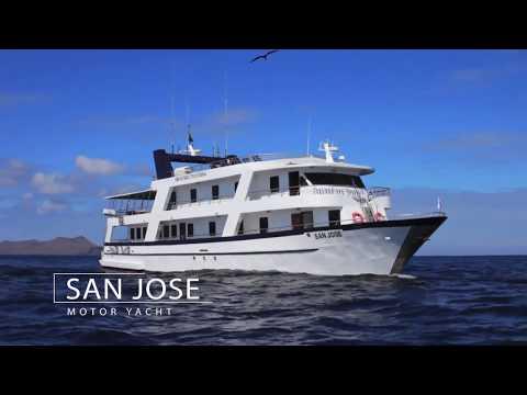 Galapagos Yacht San Jose
