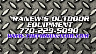 The Firminator 3 Minute Product & Sizes Video